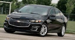 2016 Chevrolet Malibu LT, Satellite Radio, Bluetooth Wireless, Alloy Wheels, Low Miles