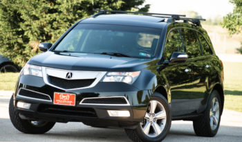 2011 Acura MDX Sport, AWD, NAV, Heated Leather Seats, Bluetooth Wireless, 3rd Row Seats full