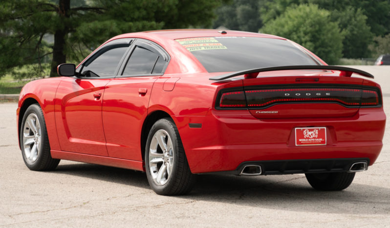 2012 Dodge Charger SE, Satellite Radio, Bluetooth Wireless, Alloy Wheels full