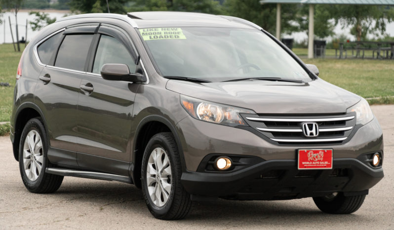 2012 Honda CR-V EX-L, AWD, NAV, Heated Leather Seats, Backup Camera, Alloy Wheels full