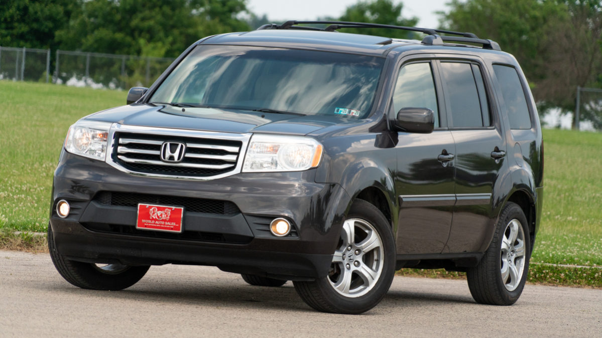 2012 Honda Pilot EX-L   Car Dealership in Philadelphia