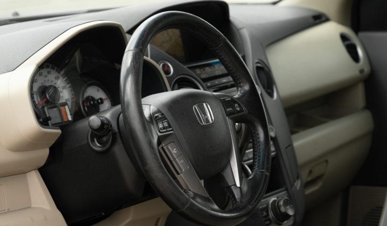 2012 Honda Pilot EX-L, 4×4, NAV, Third Row Seat, Heated Leather Seats, Alloy Wheels full