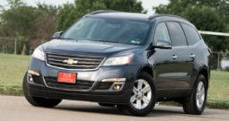 2013 Chevrolet Traverse LT, AWD, Heated Seats, Bluetooth Wireless, Third Row Seats, Premium Sound