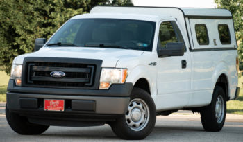2013 Ford F150 Regular Cab XL, Hill Start Assist Control, AdvanceTrac Stability System, Towing Package full