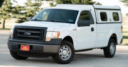 2013 Ford F150 Regular Cab XL, Hill Start Assist Control, AdvanceTrac Stability System, Towing Package
