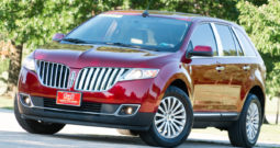 2013 Lincoln MKX, AWD, Heated and Ventilated Leather Seats, Premium Sound