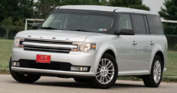 2015 Ford Flex SEL, Third Row Seats, Heated Leather Seats, Parking Sensors, Alloy Wheels