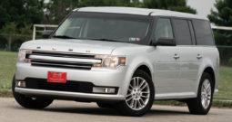 2015 Ford Flex SEL, Third Row Seats, Heated Leather Seats, Parking Sensors, Alloy Wheels