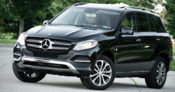 2016 Mercedes-Benz GLE 350 4MATIC, AWD, NAV, Heated Leather Seats, Premium Sound