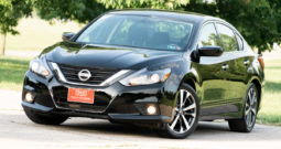 2016 Nissan Altima 3.5 SR, Bluetooth Wireless, Backup Camera, Alloy Wheels, Low Miles