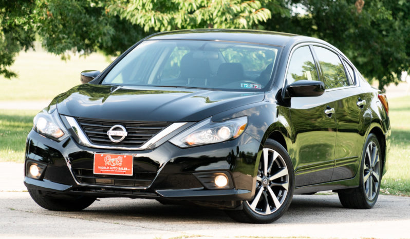 2016 Nissan Altima 3.5 SR, Bluetooth Wireless, Backup Camera, Alloy Wheels, Low Miles full