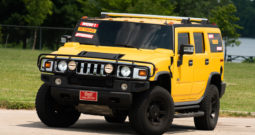 2003 Hummer H2, Leather Seats, Entertainment System, Sunroof, Premium Sounds