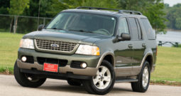 2004 Ford Explorer Eddie Bauer, 4×4, Heated Leather Seats, Parking Sensors, Alloy Wheels
