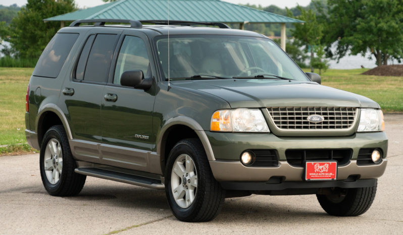 2004 Ford Explorer Eddie Bauer, 4×4, Heated Leather Seats, Parking Sensors, Alloy Wheels full