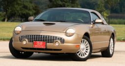 2005 Ford Thunderbird Deluxe, Hard Top, Heated Leather Seats, Alloy Wheels