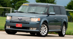 2010 Ford Flex SEL, AWD, Heated Leather Seats, Third Row Seats, Alloy Wheels
