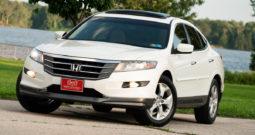 2011 Honda Accord Crosstour EX-L, NAV, Heated Leather Seats, Backup Camera, Premium Sound