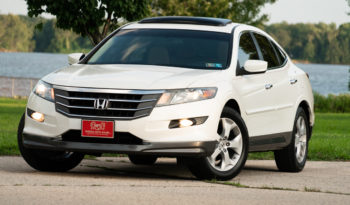 2011 Honda Accord Crosstour EX-L, NAV, Heated Leather Seats, Backup Camera, Premium Sound full