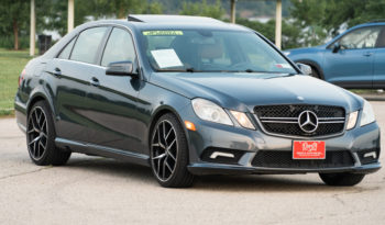 2011 Mercedes-Benz E350 4MATIC, AWD, NAV, Heated Leather Seats, Sunroof, Alloy Wheels full