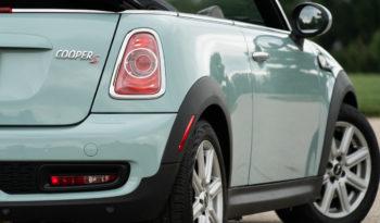 2014 MINI Cooper S Convertible, Bluetooth Wireless, Heated Leather Seats, Alloy Wheels, Premium Sound full