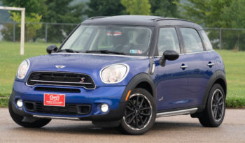 2015 Mini Cooper Countryman S, AWD, Heated Leather Seats, Bluetooth Wireless, Sunroof, Alloy Wheels full