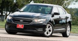 2015 Ford Taurus SEL, Heated Leather Seats, Parking Sensors, Backup Camera, Alloy Wheels